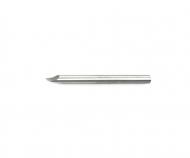Gravurklinge Meisel 2mm / 2mm Schaft
