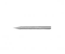 Gravurnadel 20° / 2mm Schaft / L.25mm