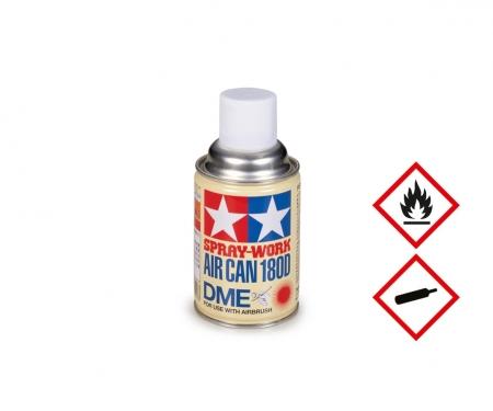 Tamiya Spray-Work Air Can 180D