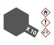 X-10 GUN METALL glänzend 23 ml