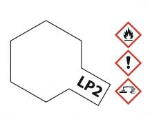 LP-2 Weiss glänzend 10ml (VE6)