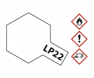 LP-22 Mattiermedium (Flat Base)10ml(VE6)