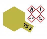 TS-3 Dunkelgelb matt 100ml
