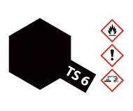TS-6 Schwarz matt 100ml