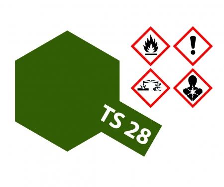 TS-28 Olive Drab 2 Flat 100ml