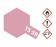 TS-59 Hellrot Perleffekt glänzend 100ml