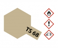 TS-68 Wooden Deck Tan Li.Brown Fla.100ml