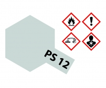PS-12 Silber Polycarbonat 100ml