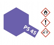 PS-45 Translucent Violett Polyc. 100ml