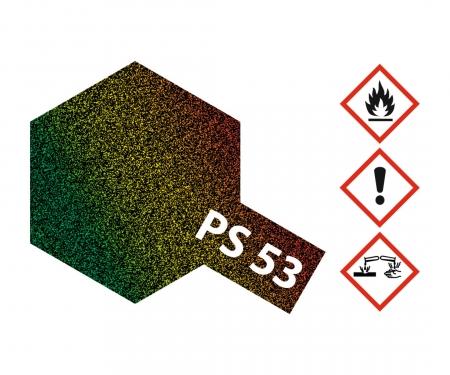 PS-53 Lame Flake Transparent Polyc.100ml