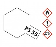 PS-55 Flat Clear Polycarbonat 100ml