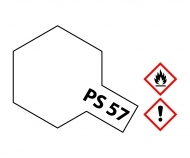 PS-57 Pearl White Polycarbonate 100ml