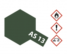 AS-13 Flat Green (USAF) 100ml