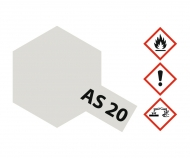 AS-20 Insignienweiss matt (USN) 100ml