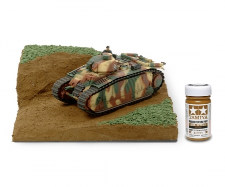 Diorama Texture Paint Soil/Brown 100ml