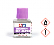 Polycarbonate Body Cleaner