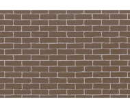 Diorama Sheet A4 Brick (red)