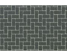 Diorama Sheet A4 Brick A (gray)