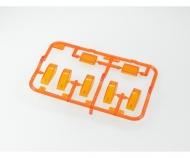 W-Teile Gläser orange Aeromax 56309