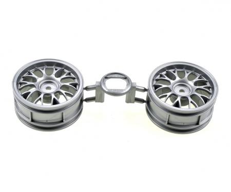 1:10 Y-Spoke Wheels grey 26mm (2)