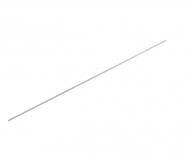 Antennenrohr 380mm transparent