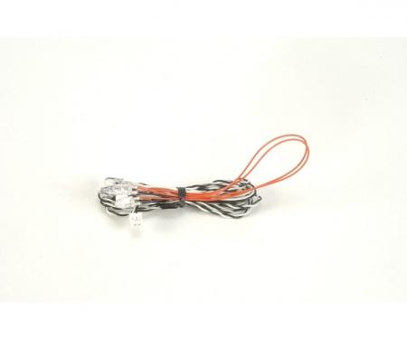 MFC 5mm LEDs (4) weiß J13 & J17