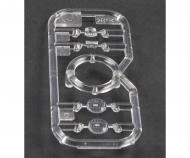 J-Teile Gläser klar Pershing 56016