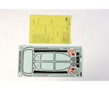 Aufkleber VW Käfer Beetle 1967