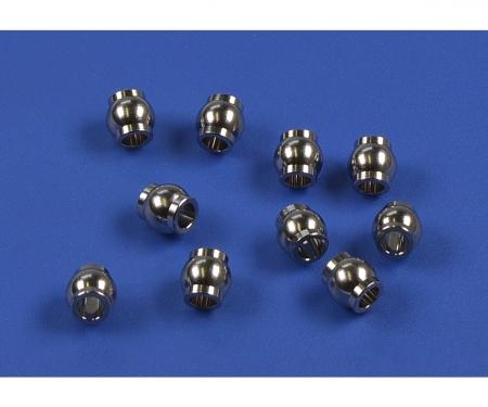 6x6mm Ball collar In.Dia.3mm (10)