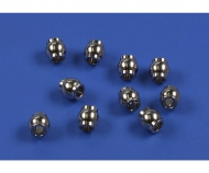 6x6mm Ball collar In.Dia.3mm (10)