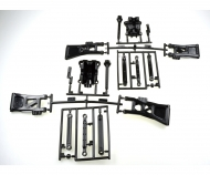 TT02B C Parts Suspension Arms/Body Mount