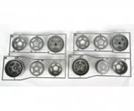 Champ F/R-Parts Front/Rear Wheels(2+2)