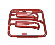 BB-Parts Taillight Glases red 56325