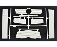 M Parts Radiator Grille MB Actros 56335