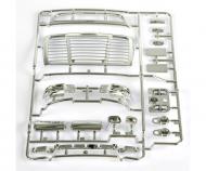 M Parts Radiator grill/Light cases 56340
