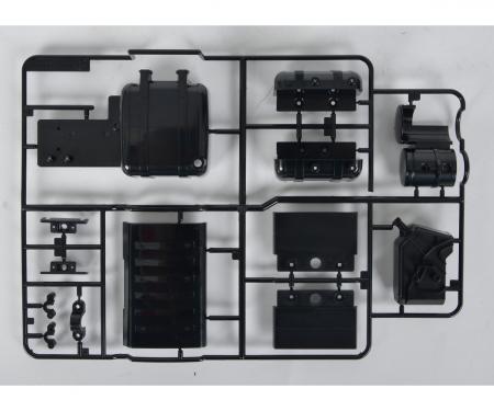 Z-Teile Tank/Abgasanalge 56348