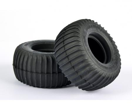 Sand-Paddel Tires rear  (2) 58441/452