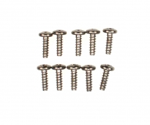 2.6x8mm Tapping Screw(Binding Head) (10)