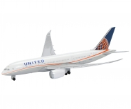 United Airlines, Boeing 787-8 1:600