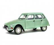 1:18 Citroën Dyane 6 (1967), jade grün
