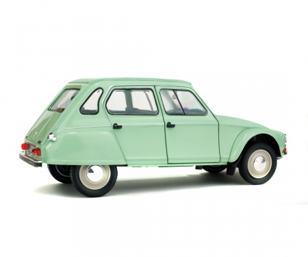 1:18 Citroen Dyane 6 (1967) jade green