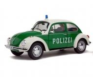 1:18 VW Käfer 1303 Polizei (1974), grün/weiß