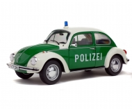 1:18 VW Beetle 1303 Polizei green/white