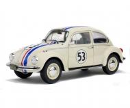 1:18 VW Käfer 1303 Racer #53, beige
