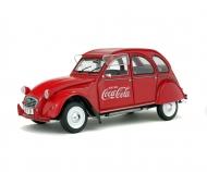 1:18 Citroen 2 CV 6 Coca Cola