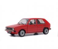 1:18 VW Golf I, red, 1983