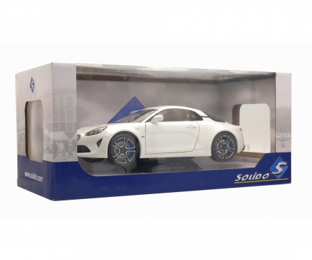 1:18 Alpine A110 Prime Edition, white, 2017