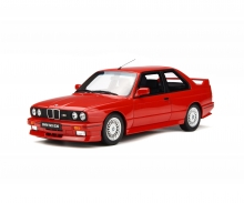 1:18 BMW M3, red, 1986