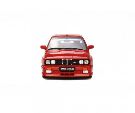 1:18 BMW M3, red, 1986