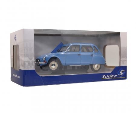 1:18 Citroën Dyane, blau, 1967